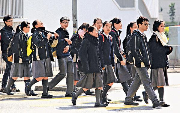 最少15中學縮班 屯門重災