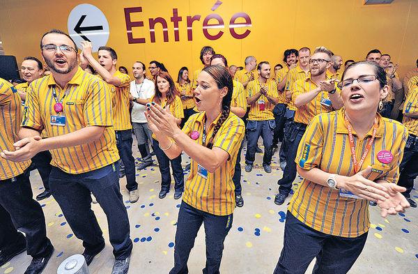 IKEA聖誕禮物 5年年資員工獲1.2萬獎金