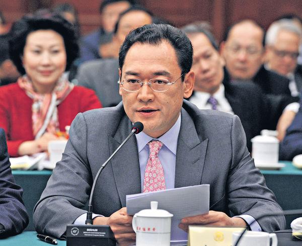 華潤原董事長宋林涉貪被訴