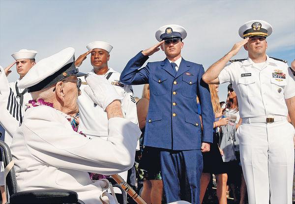珍珠港遇襲75周年 奧巴馬:美日同盟重要