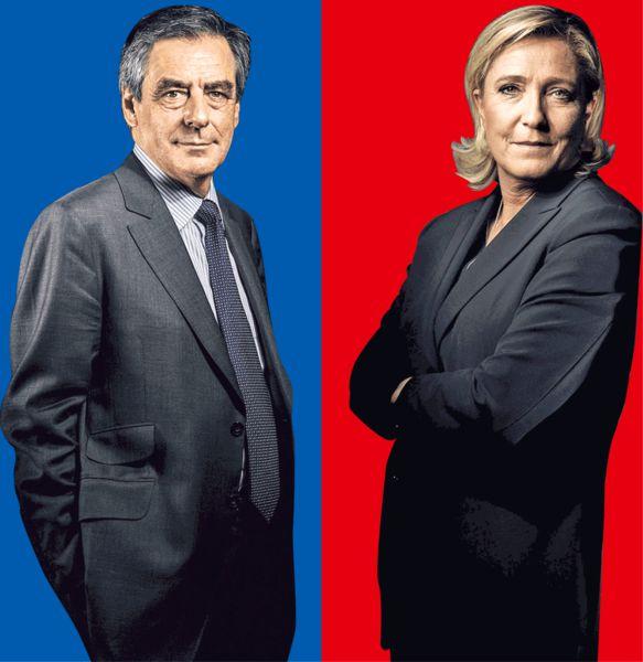 法大選向「右」走 恐掀脫歐公投