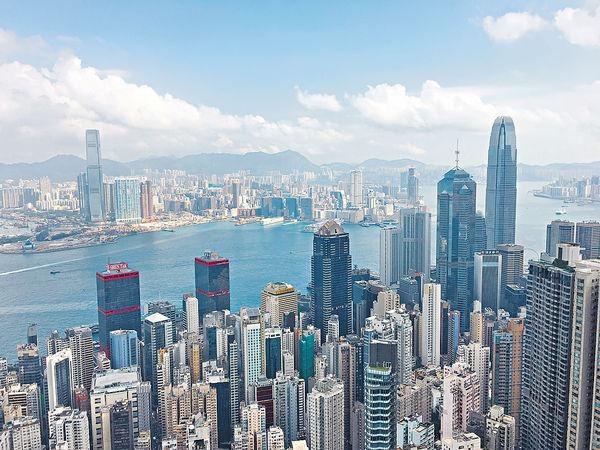 香港商業道德指數遜去年