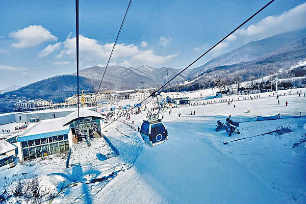 滑雪新選擇‧Club Med北大壺