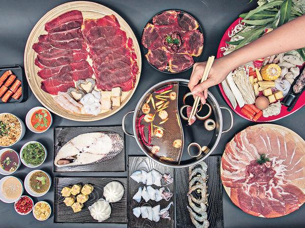 打一次邊爐食紅肉270克 超標2.7倍