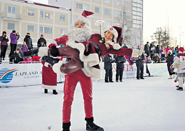 港首位女聖誕老人 國際賽奪季軍