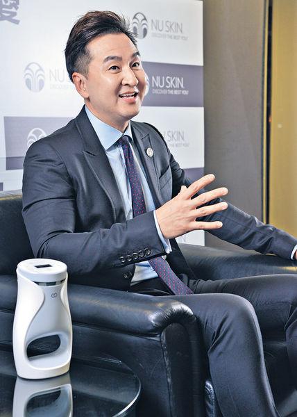 NU SKIN副總裁籲年輕人:創業勿怕辛苦