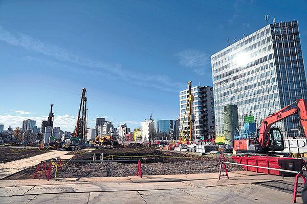 東京奧運主場館動工 2019年底落成