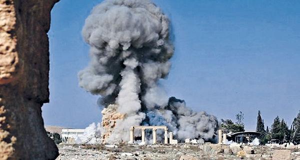 IS再攻敘古城 遇空襲後撤
