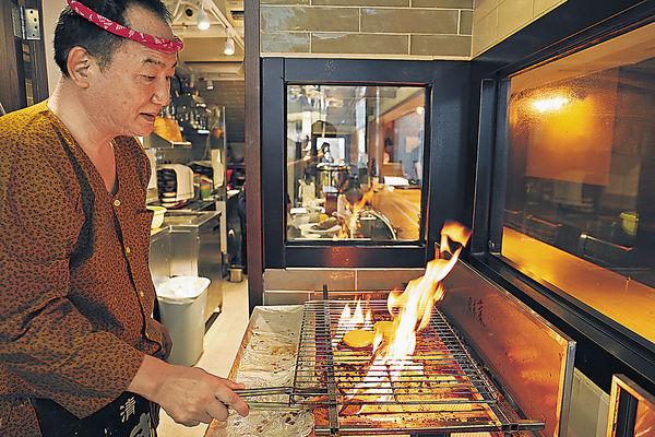 爐端燒小店 北海道海鮮最吸睛