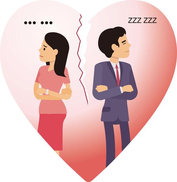 老公收工大覺瞓 老婆呻零交流
