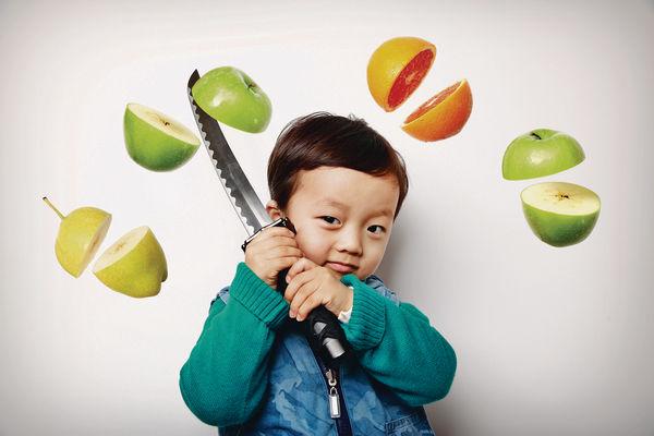 5件危險事 應讓兒童試