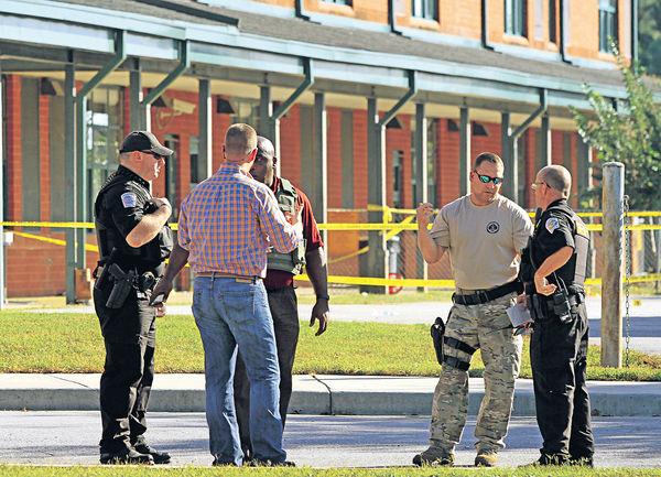 美14歲童弒父 再闖小學槍傷3師生
