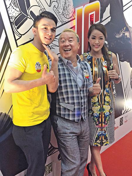 明年TVB50周年 曾志偉想《歡樂今宵》翻生