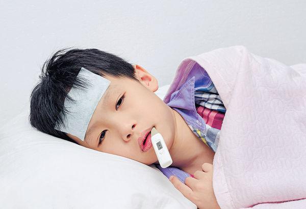 流感求診增3成 小童感染多