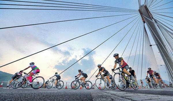 指示安排有改善 國際車手大讚單車節