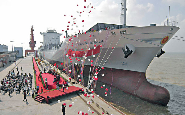 國際海運價續升 航運股啟航