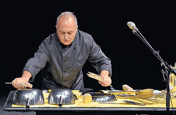沙煲罌罉變樂器 搞聲色味籌款晚宴