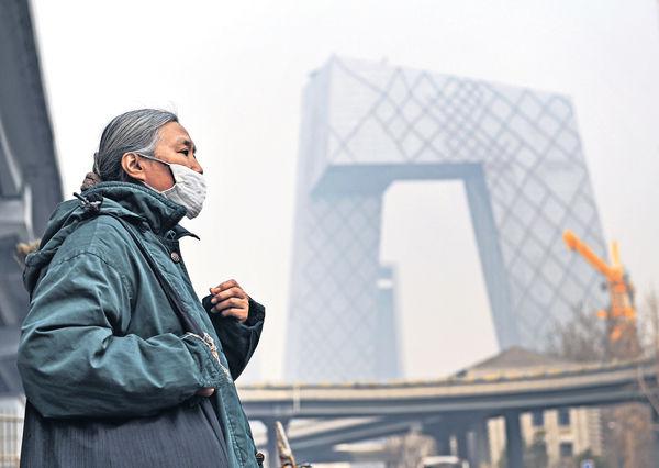 華北踏入霧霾季 京能見度1公里