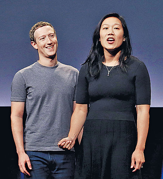 fb教主夫婦捐$233億 望「不再有病」