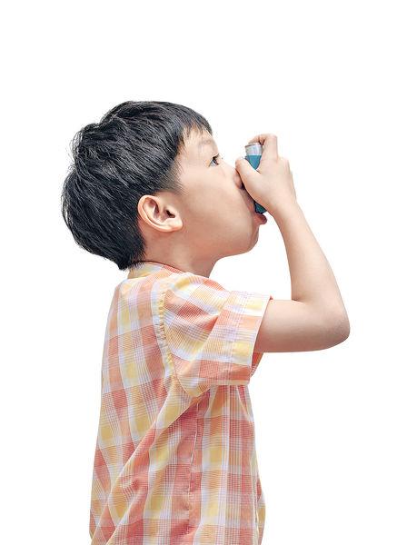 哮喘濕疹腸病毒 秋冬恐夾擊幼兒