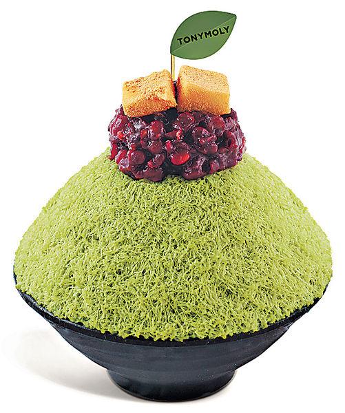 食韓式綠茶雪花冰 送護膚品