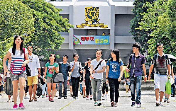 全球大學排76 中大躍升62位
