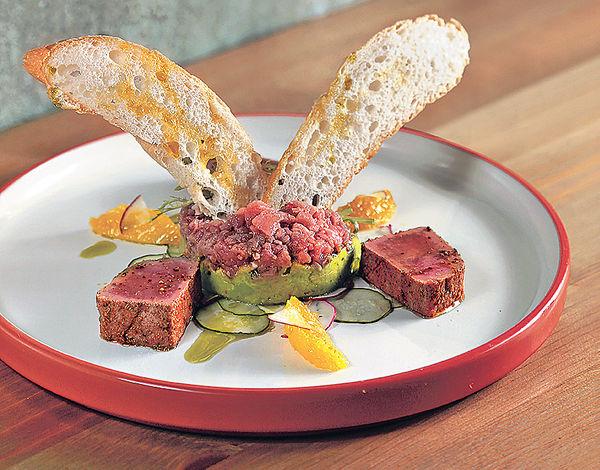 酒店廚設計 大坑歐陸菜