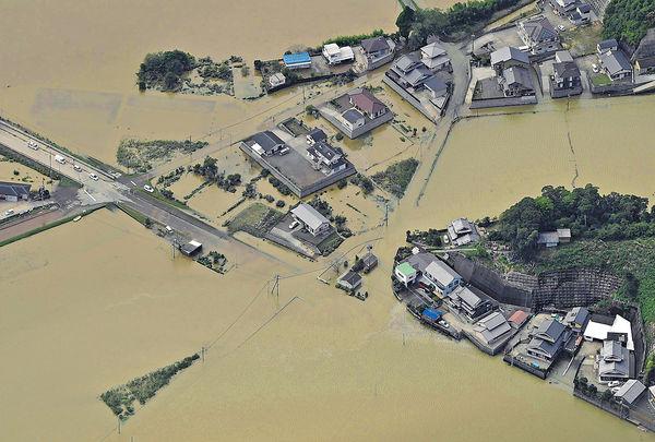 「馬勒卡」襲九州 63萬人疏散