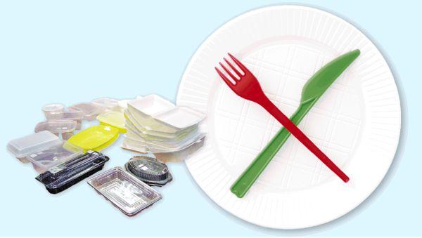 全球首地 法國4年內禁絕膠餐具