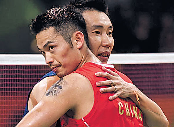 羽球若改制 林李再戰奧運
