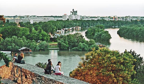 貝爾格萊德水上遊 細賞綠色多瑙河