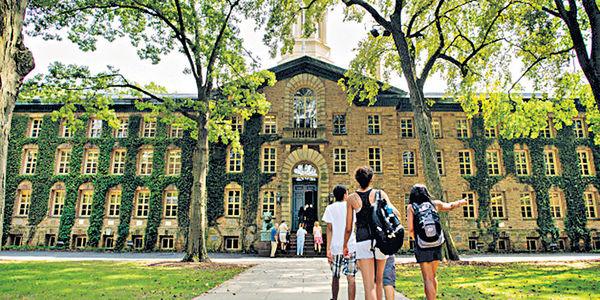 全美最佳大學 普林斯頓蟬聯