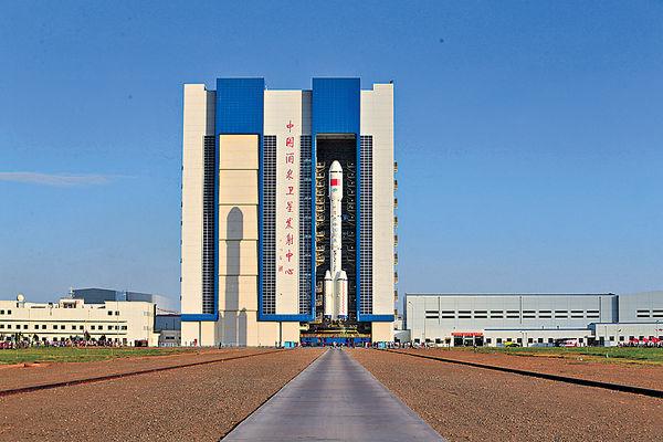 首個太空實驗室 「天宮二號」將發射