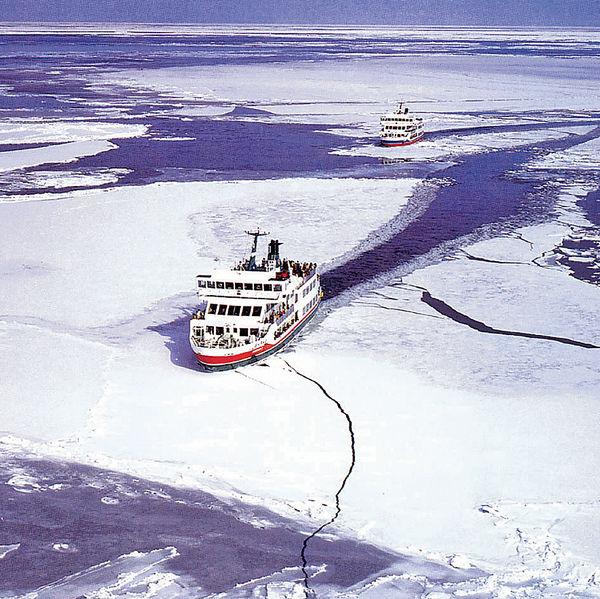 北海道破冰之旅