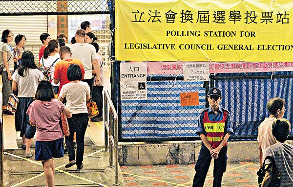 港府研規管選舉民調 或引「冷靜期」