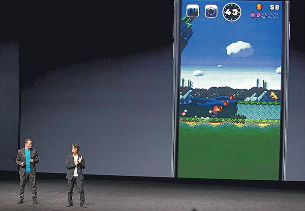 《Super Mario Run》蘋果上架 任天堂料進帳$5.3億