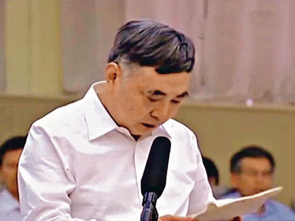 雲南原副書記仇和 受賄$2千萬囚14年半
