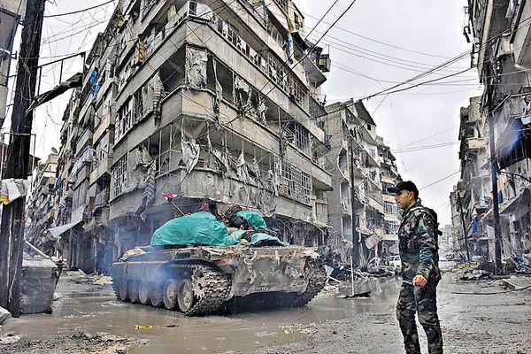 阿勒頗再停火 協議爆羅生門