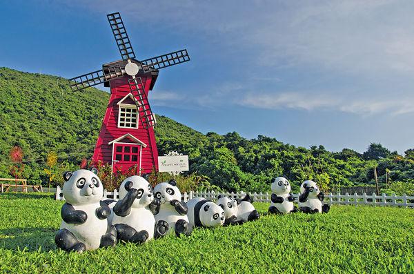 西貢隱世農莊 歡度綠色聖誕