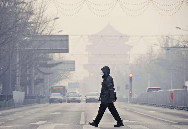 中國霧霾下的投資機遇