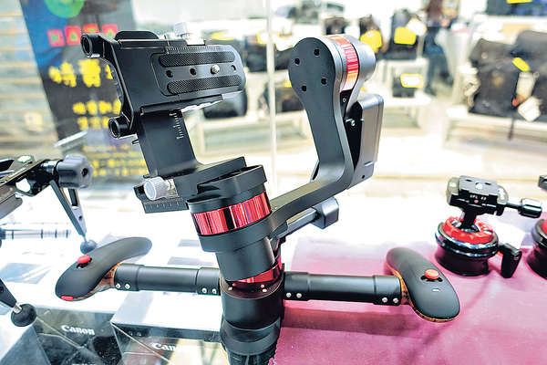 全球最細攝影穩定器 WenPod MD2