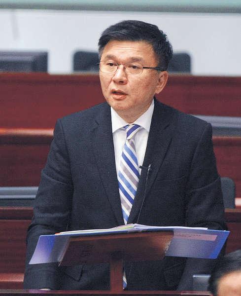 退保諮詢 陳家強:不能漠視現實
