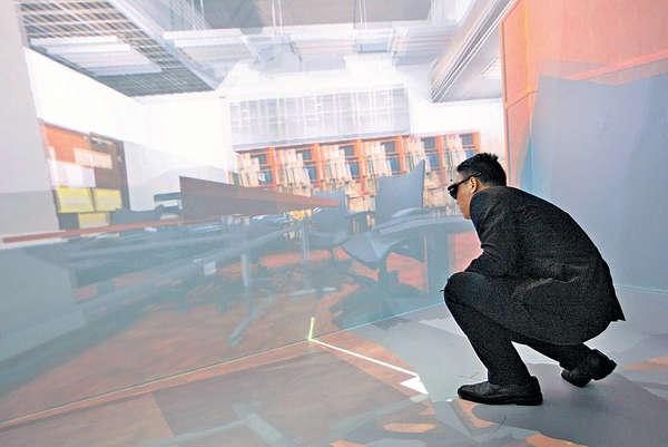 3D虛擬罪案現場 訓練警員蒐證