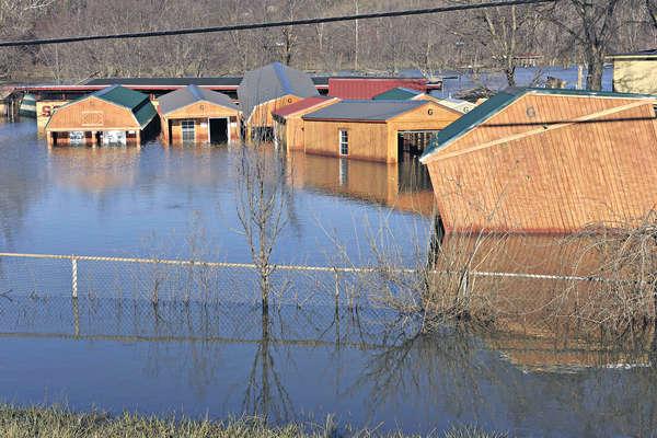 密州水災緊急狀態