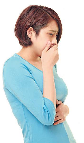 常嗝氣恐胃潰瘍