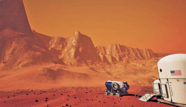 NASA大玩VR 虛擬登陸火星