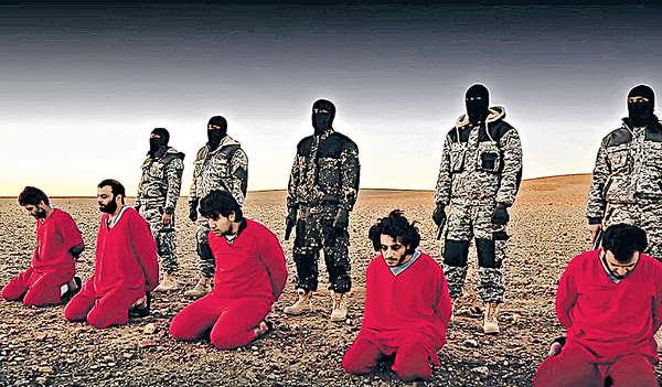 「新聖戰約翰」處決5英諜