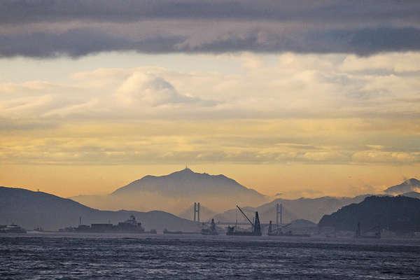 京滬臭氧襲港損空氣