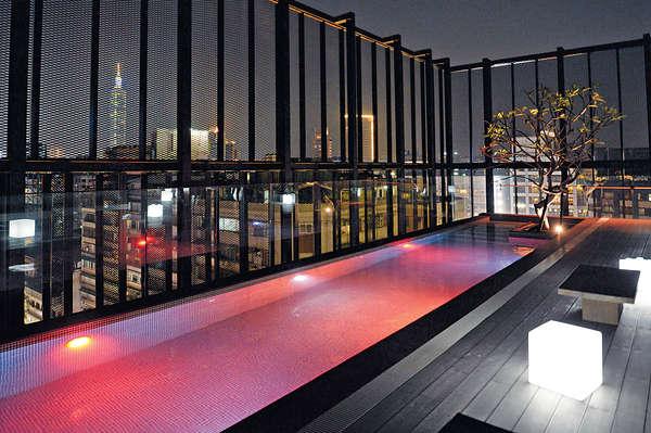 台北老區冒起 工業風型格酒店