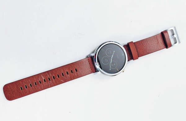 大mm智能手錶 Motorola Moto 360 2nd Gen